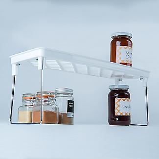 Handy Shelf Slimline White alt image 2