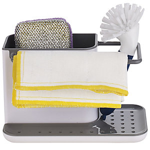 Joseph Joseph® Caddy Sink Organiser White/Grey