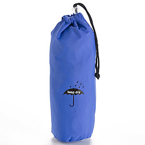 Brolly Bag - Wet Umbrella Bag For Handbags - Blue