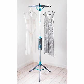 2-Tier HangAway Clothes Hanger Stand alt image 8