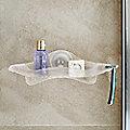 Umbra® Suction Cup Shelf