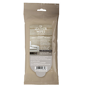 Lakeland 24 Leather Wipes