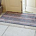 Turtle Mat Fine Stripe Extra Large