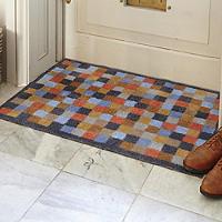 Mosaic Turtle Mat
