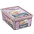 Vintage Sweet Storage Box Macarons