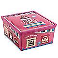 Vintage Sweet Storage Box Cakes