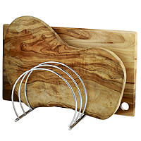 Park It Chopping Board Rack