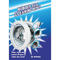 20 Rubber Seal Cleaning Wipes