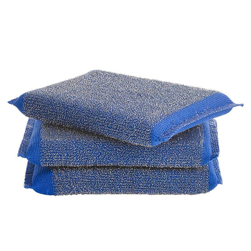 3 Tuff Scrubs Cleaning Scourer Pads