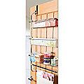 Overdoor Kitchen Essentials Organiser