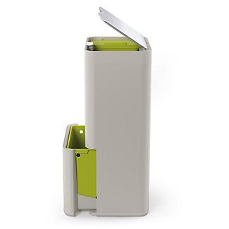 Joseph Joseph® Totem Intelligent Waste Recycle System - Stone 60L alt image 3