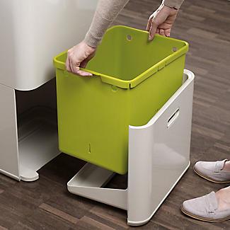 Joseph Joseph® Totem Intelligent Waste Recycle System - Stone 60L alt image 8
