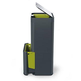 Joseph Joseph Totem Intelligent Waste Recycle Unit - Graphite 60L alt image 2
