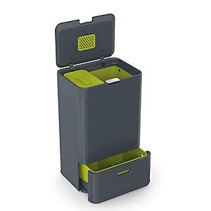 Joseph Joseph Totem Intelligent Waste System 50L Graphite