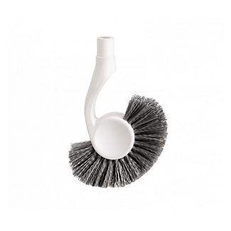 simplehuman®  Toilet Brush Replacement Head White