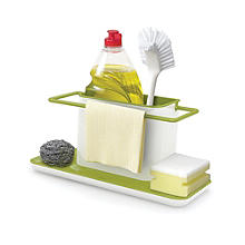 Joseph Joseph® Caddy Large Sink Tidy Green