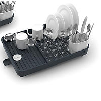 Joseph Joseph® Extend Expandable Dish Rack Grey