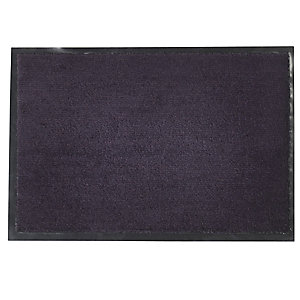 Super Absorbent Mat Deep Plum Small
