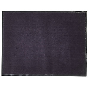 Super Absorbent Mat Deep Plum Large