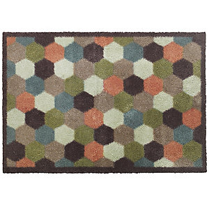Hexagon Turtle Mat