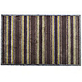 Extra Large Autumn StripeTurtle Mat
