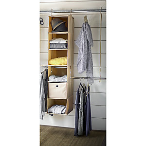 ClosetMax 2 Piece System