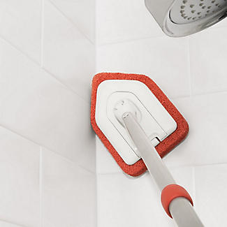 OXO GoodGrips Extendable Tub and Tile Scrubber Refill alt image 4