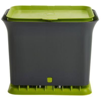 Full circle frischluft kompostbehalter in komposteimer for Kompostbeh lter küche