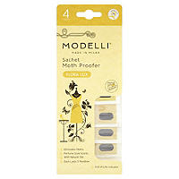 4 Modelli Sachet Moth Proofer Flora Lux