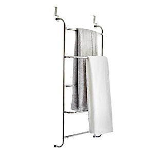 Over-Door Chrome Airer
