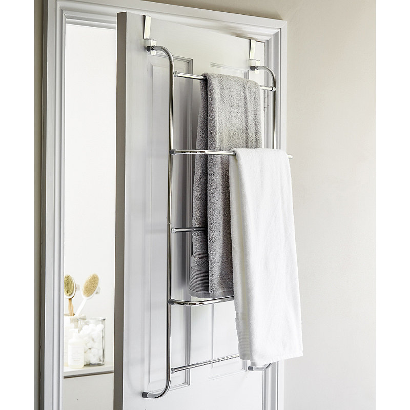 ... Over Door Clothes Airer Alt Image 2 ...