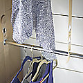 ClosetMax Expandable Hanging Bar