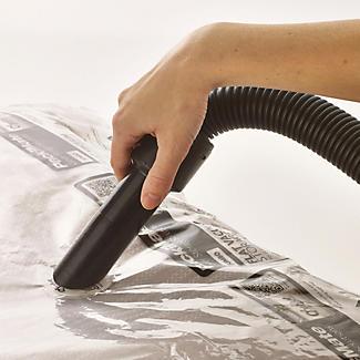 2 Pack-Mate® Anti Mould Clothes Vacuum Storage Bags - 45 x 61cm alt image 3