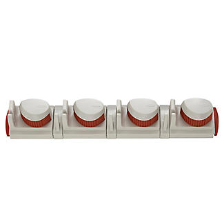 OXO Good Grips Expandable Wall-Mounted Organiser
