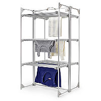 Dry-Soon Deluxe 3-Tier Heated Airer