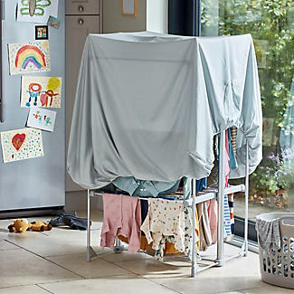 Dry:Soon Deluxe 3-Tier Heated Airer alt image 7