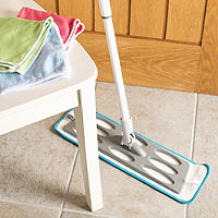 Microfibre Cleaning Mop Starter Pack - 1 Mop & 3 Cloths