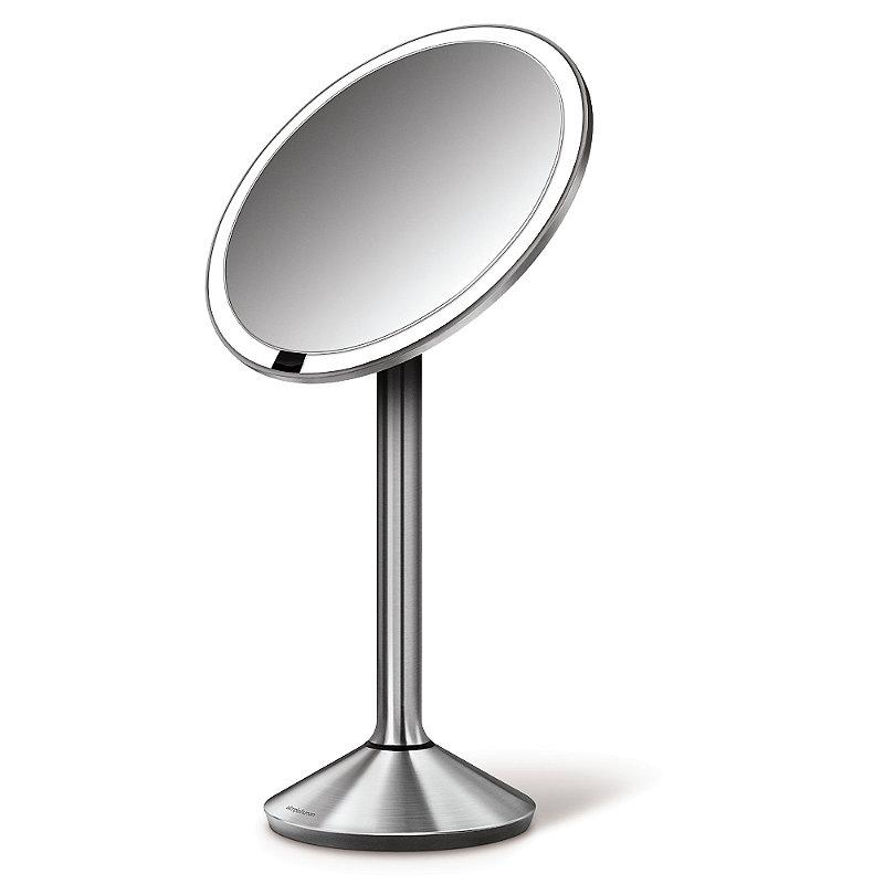 simplehuman® Magnifying Sensor Mirror Medium
