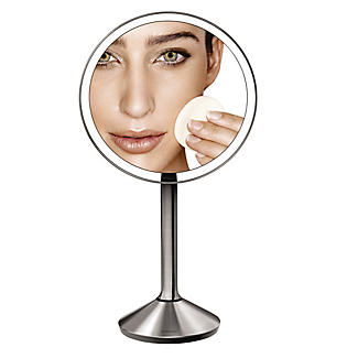 simplehuman® Magnifying Sensor Mirror Medium alt image 2