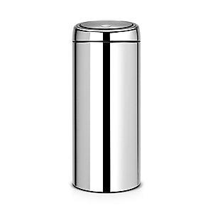 Brabantia® Brilliant Steel Touch Bin 30L.