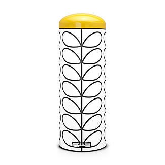 Brabantia® Orla Kiely Retro Kitchen Waste Pedal Bin