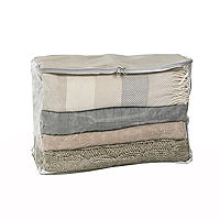 Clearview Protective Clothes & Duvet Zip Storage Bag