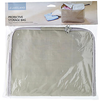 Dust Proof Protective Clothes & Duvet Zip Storage Bag - 52L alt image 2