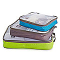 3 Soft Packing Organisers