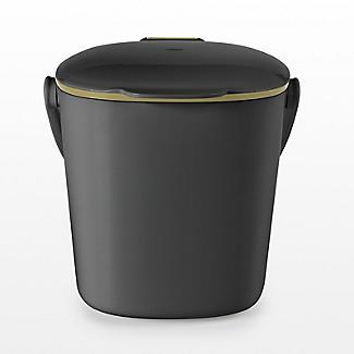 OXO Good Grips Food Compost Bin - Grey 2.8L alt image 3
