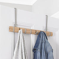Umbra® Mini Flip Over-Door Rack