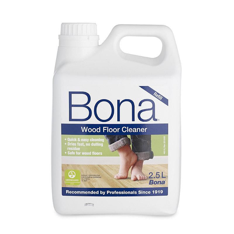 Bona Wood Floor Cleaner Refill 2.5L