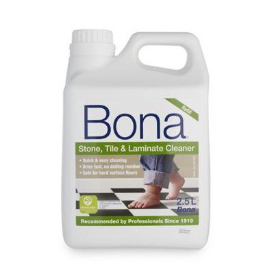 Bona Stone Tile Amp Laminate Floor Cleaner Refill 2 5l