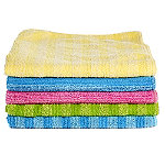 5 Everyday Microfibre Cleaning Cloths