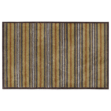 Extra Large Ochre Stripe Turtle Mat